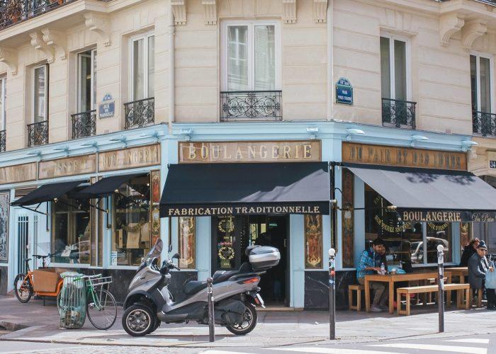 Vegan Vegetarian and Organic Restaurants in Paris