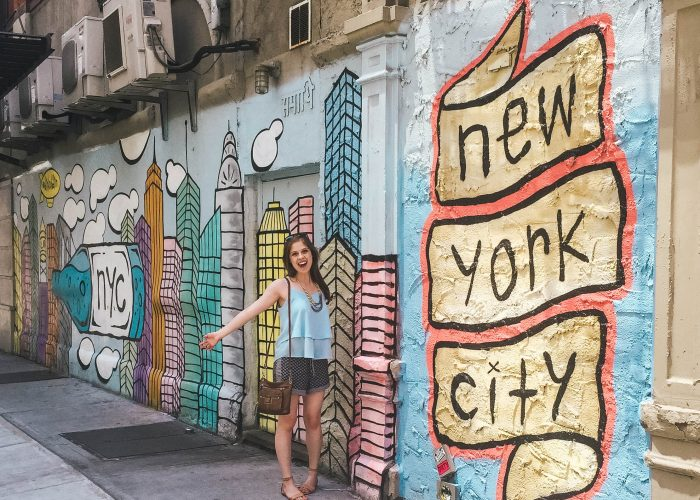 Conscious city guide to New York City: Sustainable shopping and vegetarian restaurants