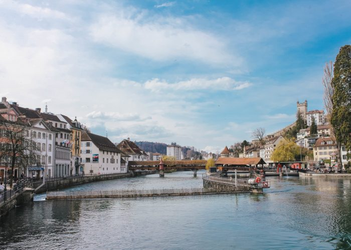 Sustainable and ethical fashion shops, things to do and restaurants to eat at in Lucerne Switzerland