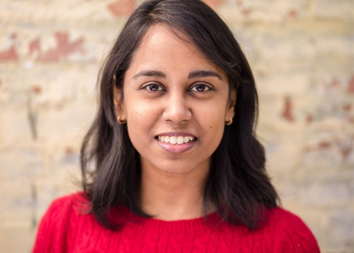 Anitha - the Founder of The Open Road Ethical Fashion Brand for Children