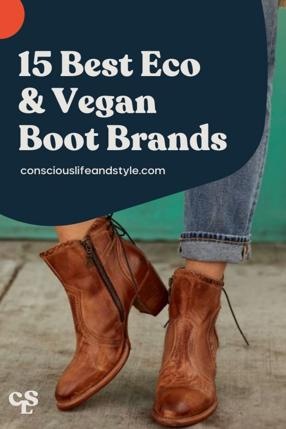 15 Best Eco & Vegan Boot Brands - Conscious Life & Style