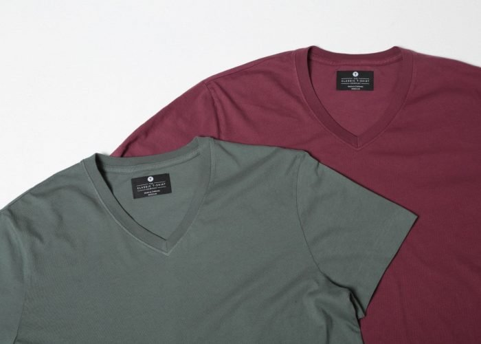The Classic T-Shirt Company organic cotton tees