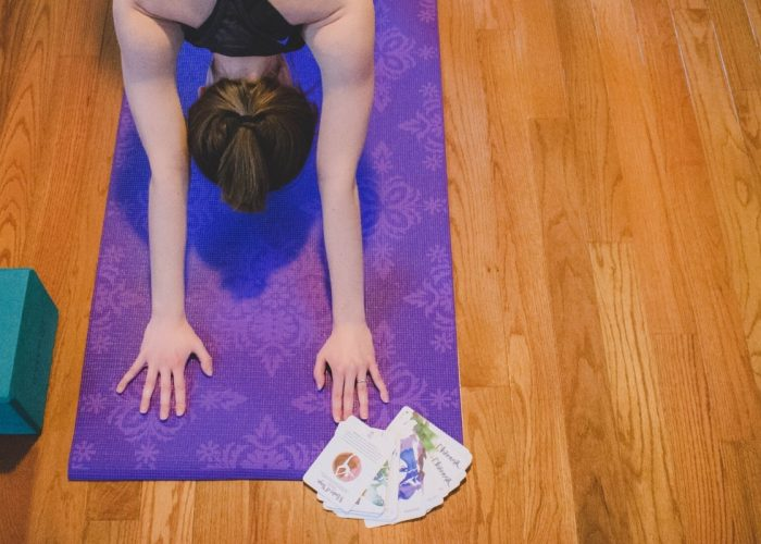 Eco-Friendly Yoga Accessories and Props