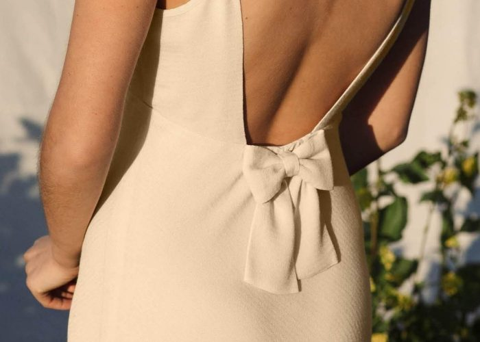 Ethical and sustainable wedding dresses