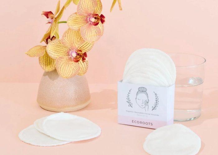 Zero Waste Reusable Makeup Remover Pads