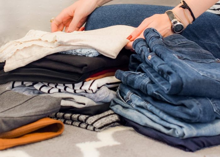 Recycle Clothing and Textiles