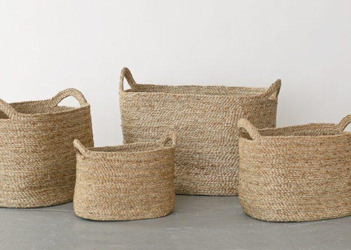 Eco Friendly and Fair Trade Baskets