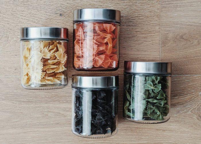 Best Plastic-Free Zero Waste Food Storage