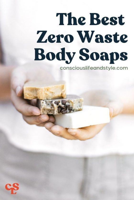 The best zero waste body soaps - Conscious Life and Style