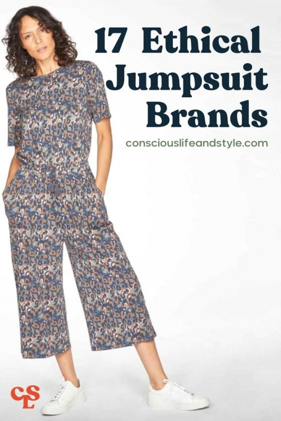 17 Ethical Jumpsuit Brands - Conscious Life and Style