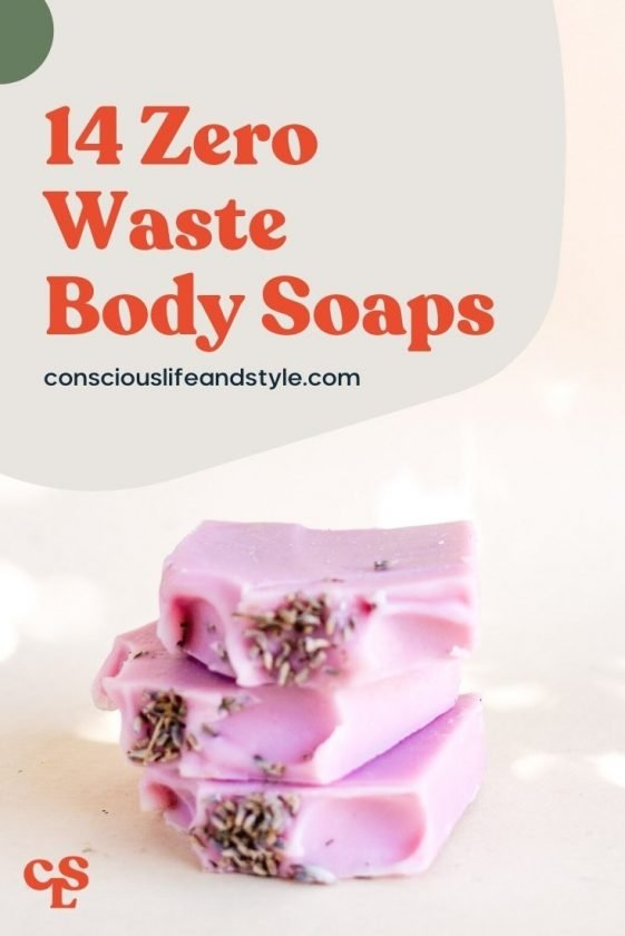 14 Zero waste body soaps - Conscious life and style