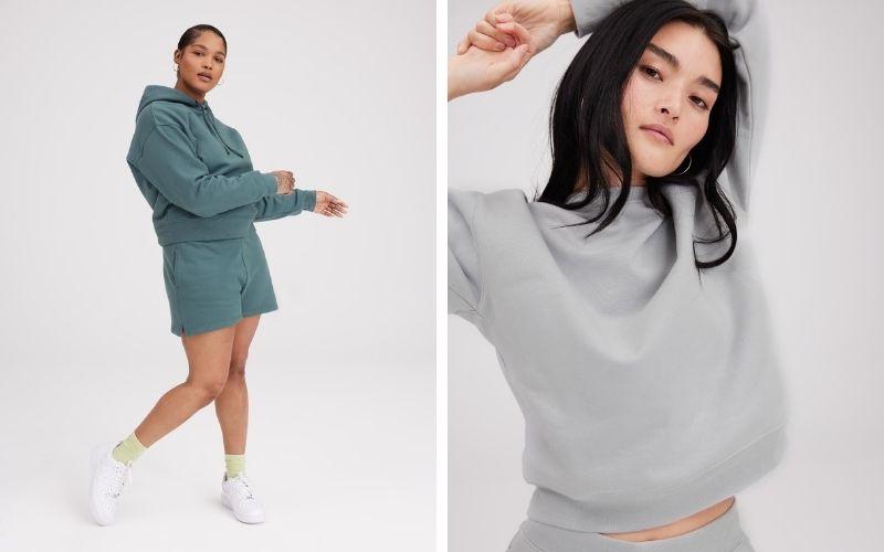 Sustainable Loungewear from Girlfriend