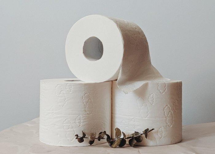 Eco-Friendly and Zero Waste Toilet Paper