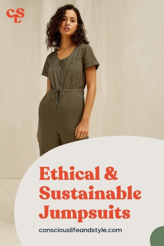 Ethical & Eco-Friendly Jumpsuits - Conscious Life and Style