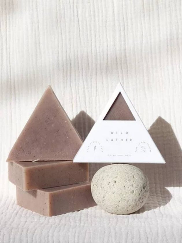 Fair-trade and zero waste soaps from Wild Lather