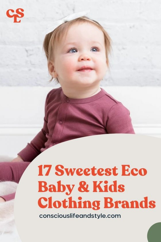 17 Sweetest Eco Baby & Kids Clothing Brands - Conscious Life & Style