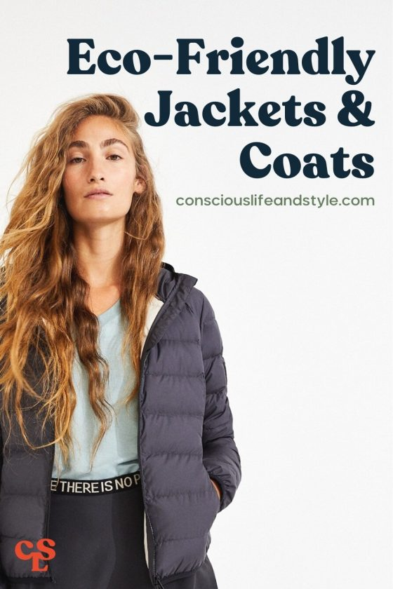 Eco-friendly jackets & coats - Conscious Life & Style