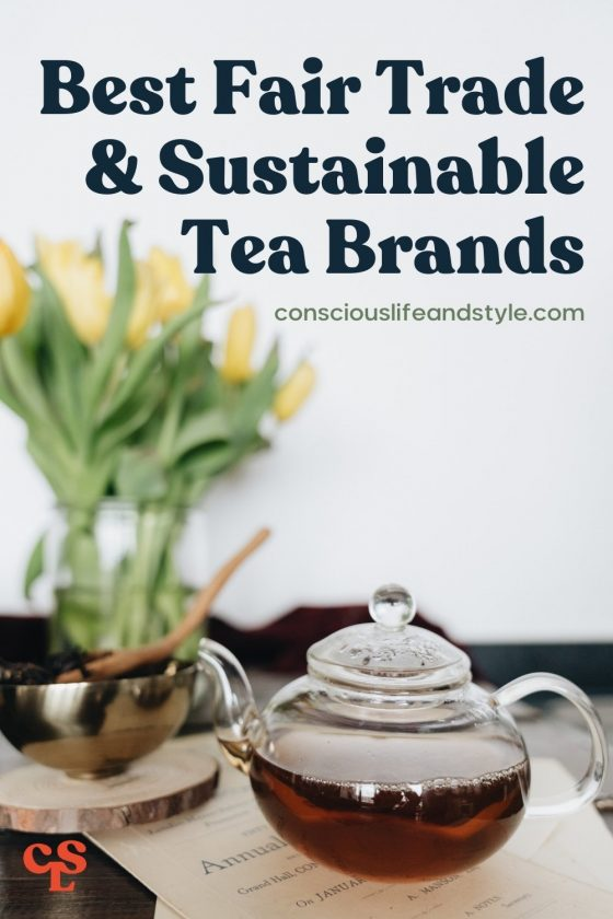 Best Fair Trade & Sustainable Tea Brands - Conscious Life and Style