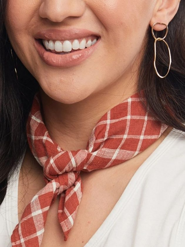 Ethical fair trade earrings from Able