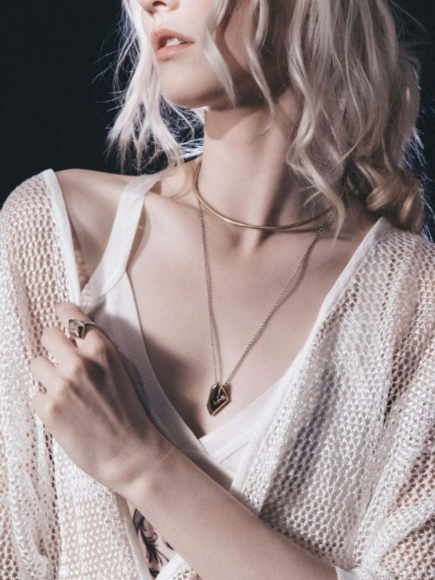 Ethical and fair trade necklace from Akola