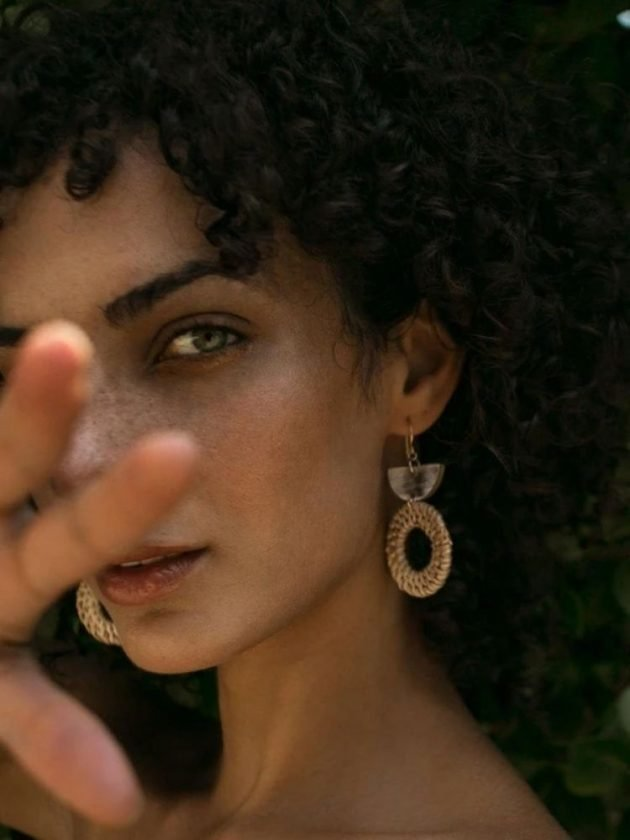 Sustainably-sourced jewerly from Hathorway