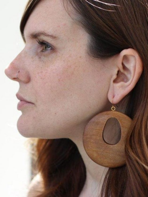 Jewerly made with renewable materials from Lumafina