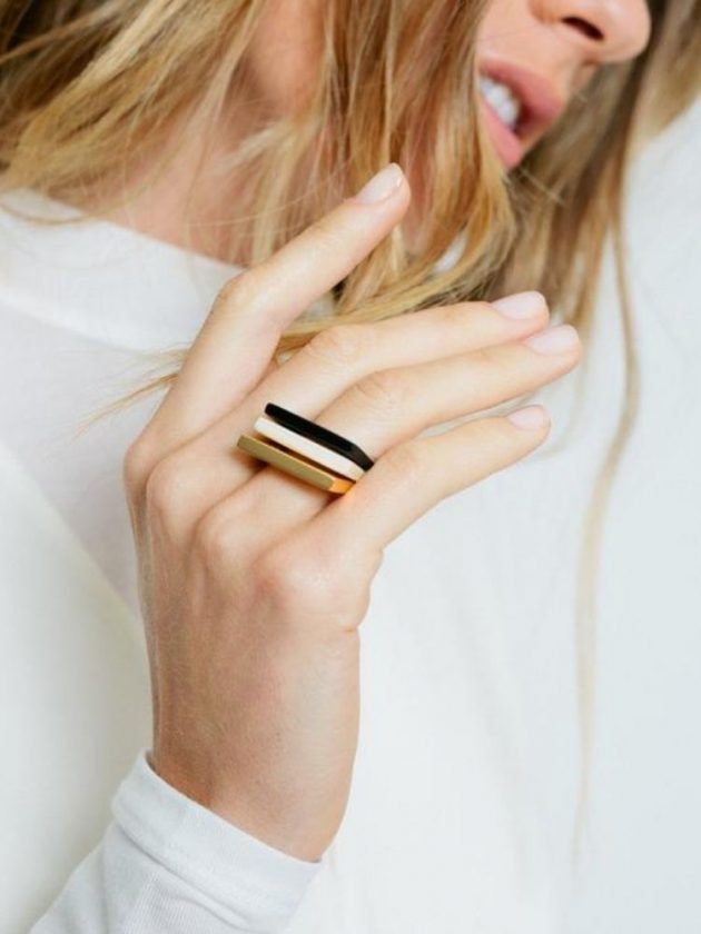 Fair trade ethical rings from Rose & Fitzgerald