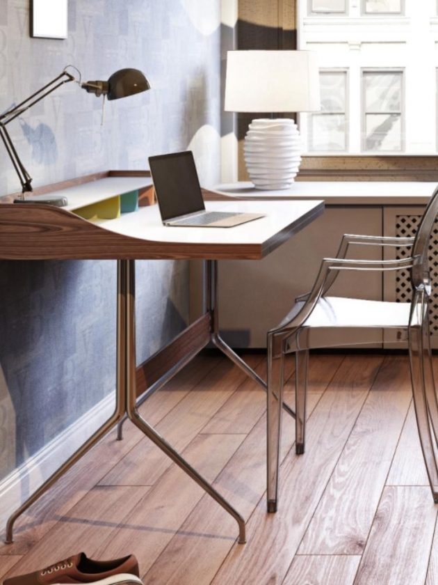 Eco-friendly desk from Inmod