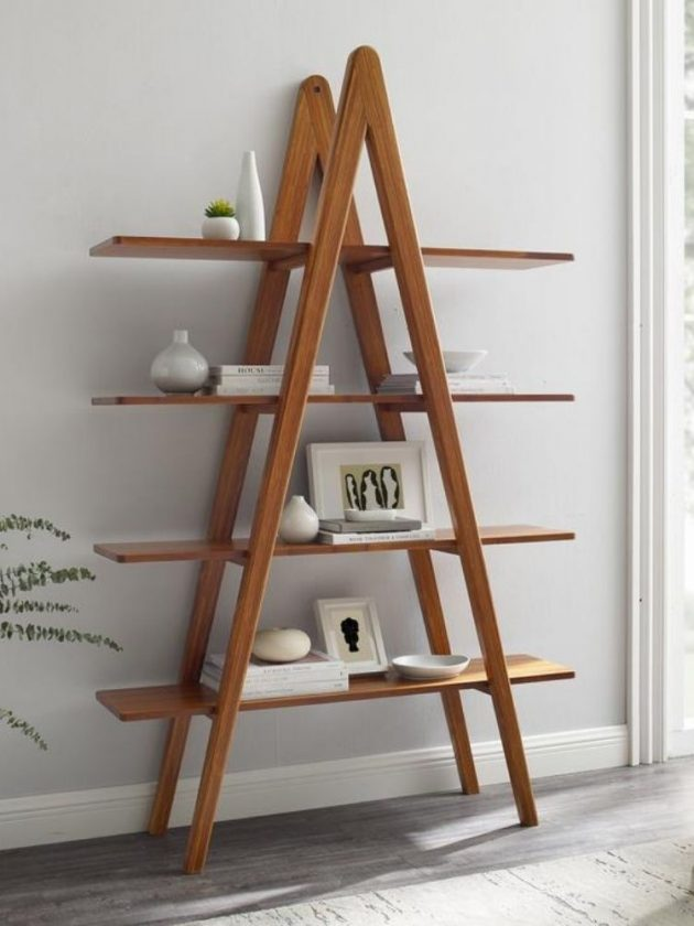 Ethical furniture and sustainable bookshelf from Made Trade