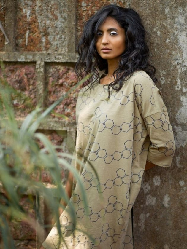 Organic cotton and sustainable dress from No Nasties
