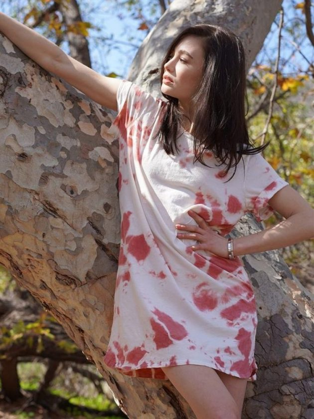 Organic cotton dress from Groceries Apparel