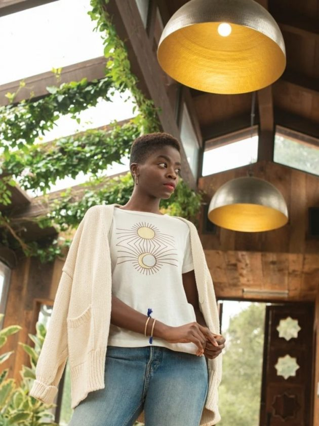 100% natural clothing from Synergy