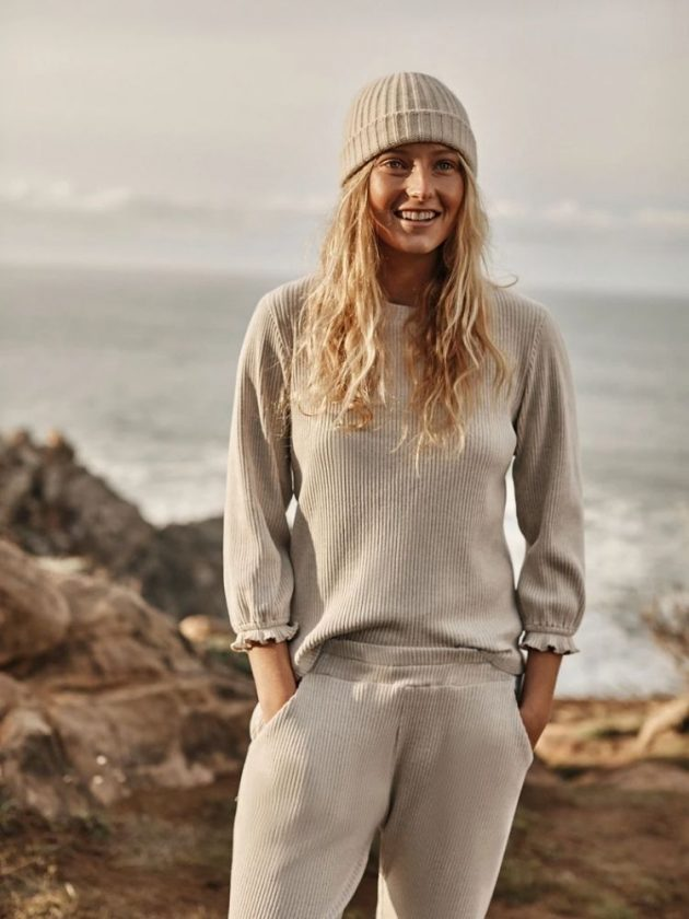 Organic cotton clothing from Amour Vert