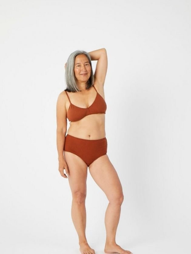 Sustainable organic underwear from Pansy