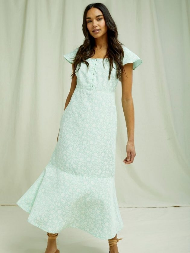 Eco and sustainable dress from People Tree