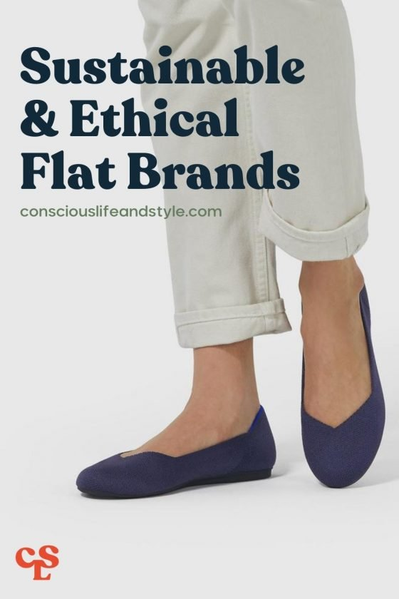Sustainable & Ethical Flat Brands - Conscious Life & Style