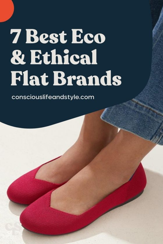 7 Best Eco & Ethical Flat Brands - Conscious Life & Style