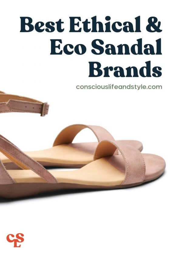 Best ethical & eco sandal brands - Conscious Life & Style