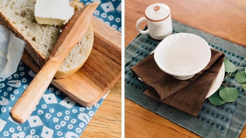 Handcrafted goods for sustainable wedding registries from Ten Thousand Villages