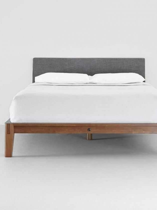 Eco-friendly beds from Thuma