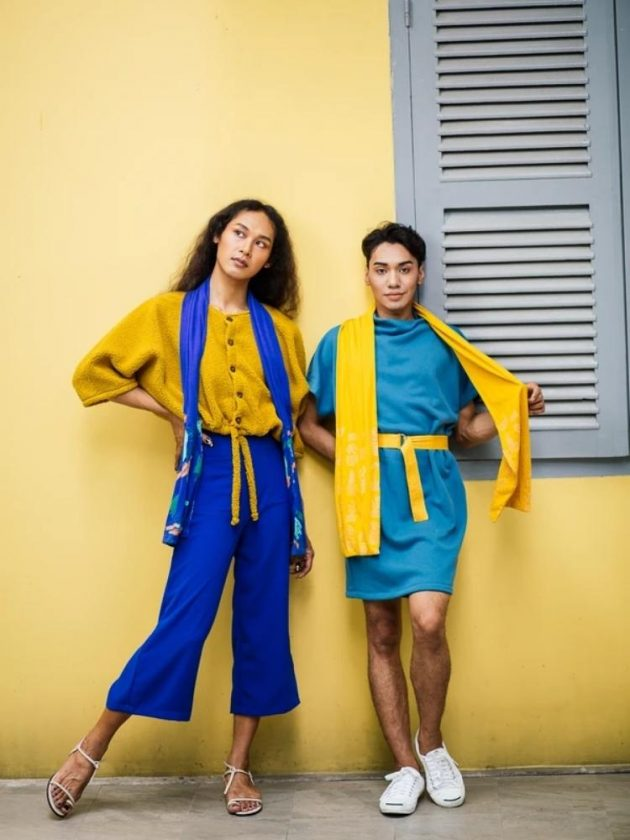 Zero waste and sustainable fashion from Tonle