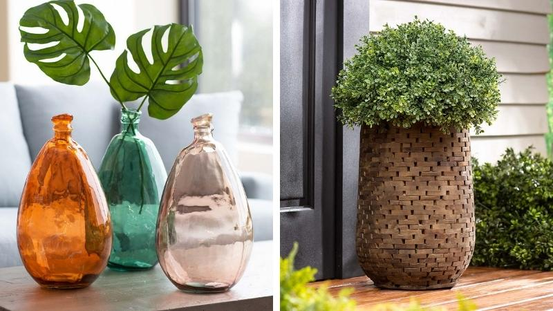 Eco-friendly pieces for a Sustainable Wedding Registry from Viva Terra