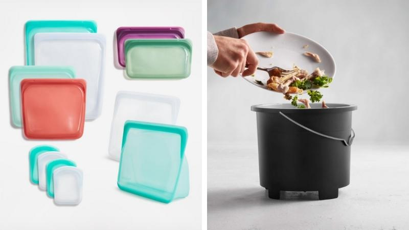 Eco-friendly products for sustainable wedding registries from Zola