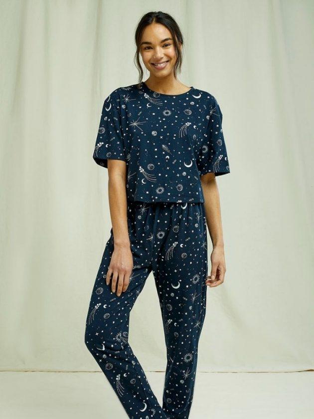 Sustainable pyjamas from People Tree