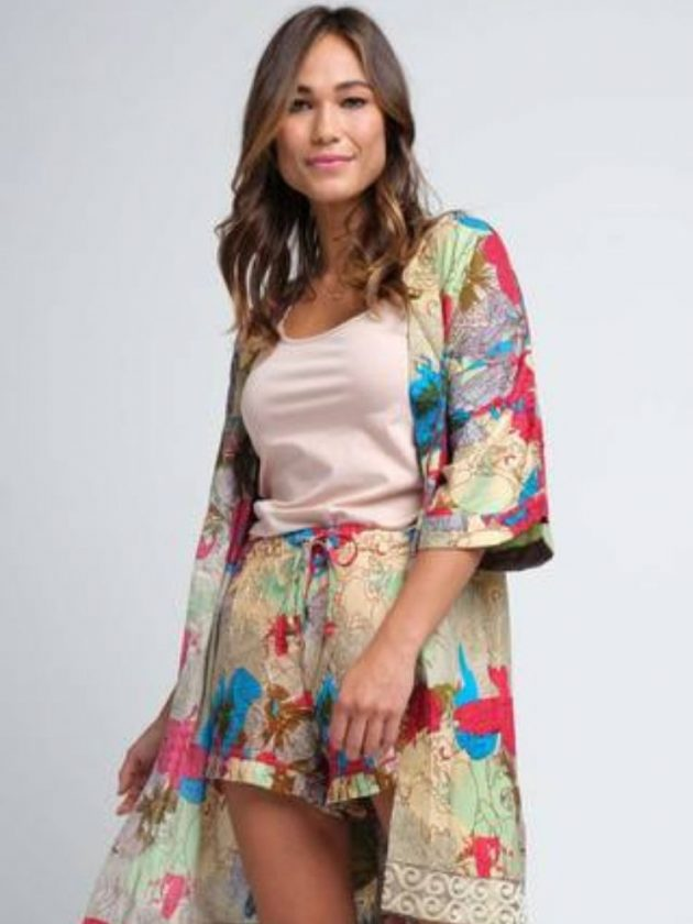 Ethical pajamas from Sudara
