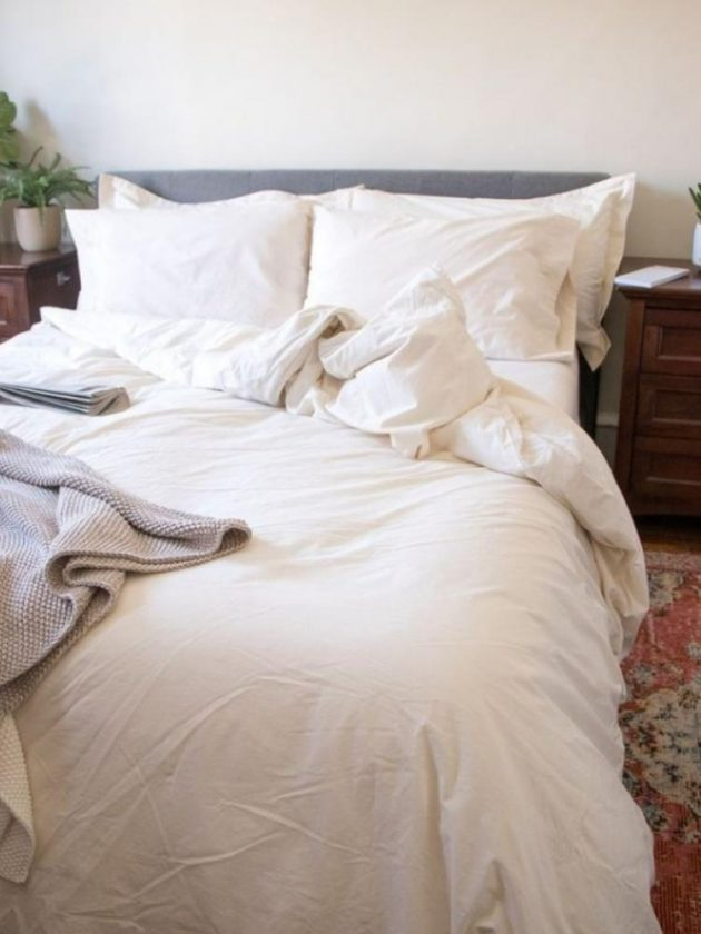 Eco-friendly brand discounts for sustainable bedding from American Blossom Linens