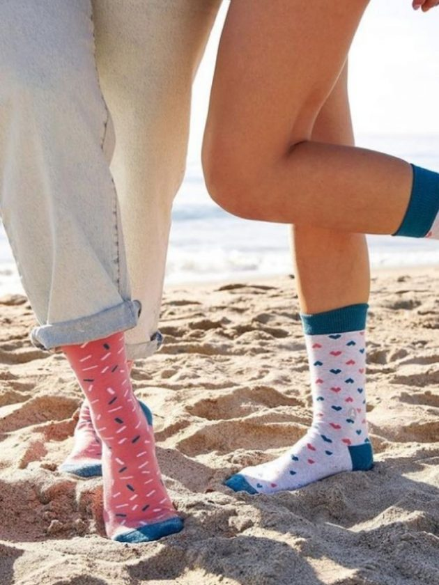 Eco-friendly brand discounts for sustainable socks from Conscious Step