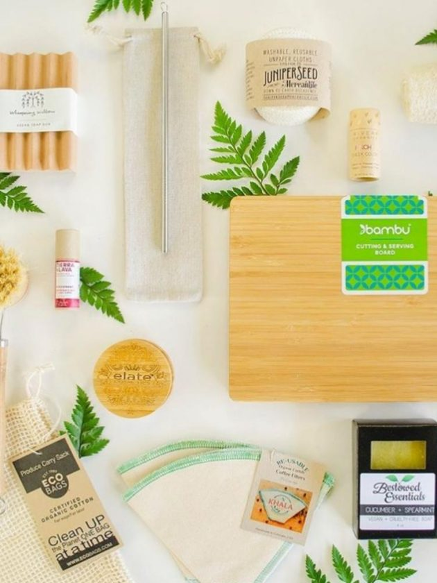 sustainable brand discounts for eco-friendly and zero waste goods from Earth Hero