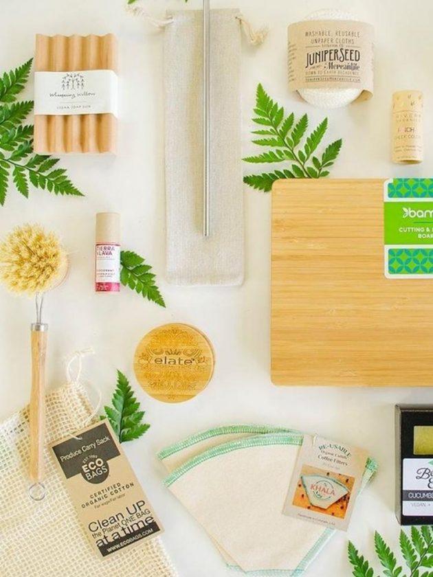 Eco-friendly everyday basics from EarthHero
