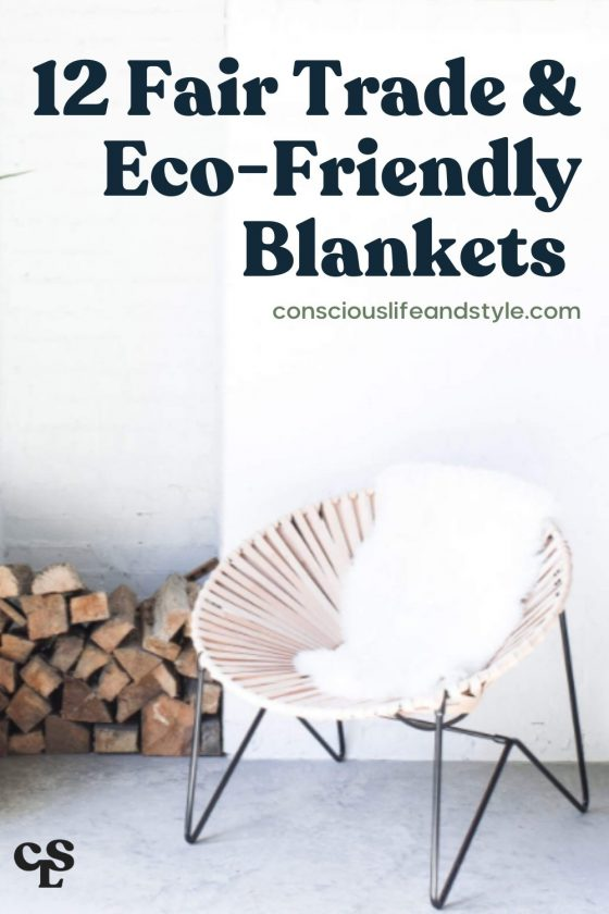 12 Fair Trade & Eco-Friendly Blankets - Conscious Life and Style